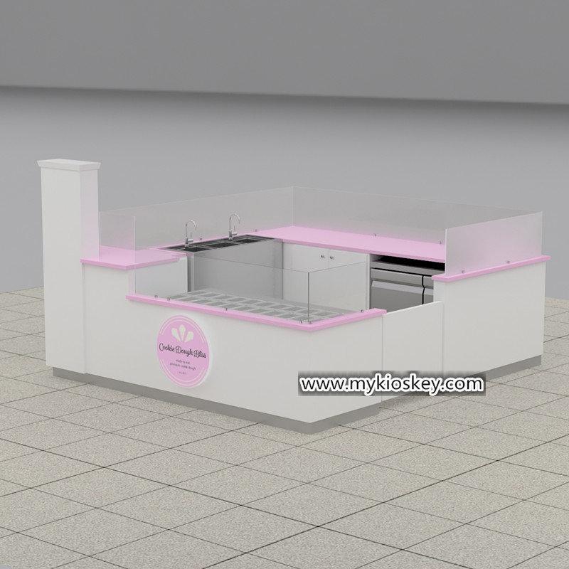 sweet cookies kiosk