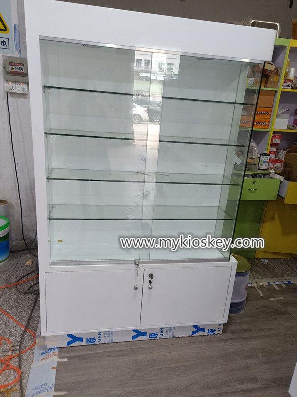 sushi display kiosk