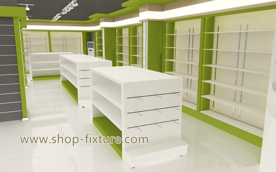 retail pharmacy shop