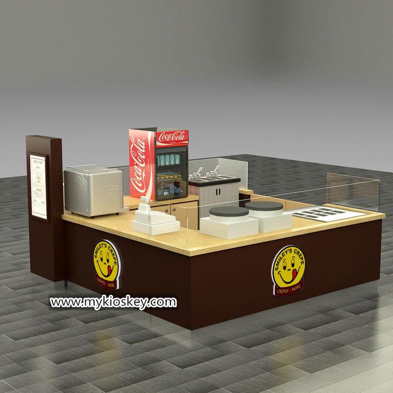 crepe kiosk