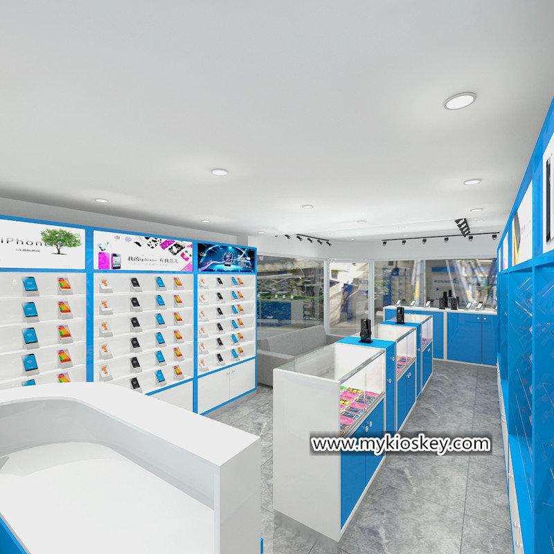 mobile phone shop