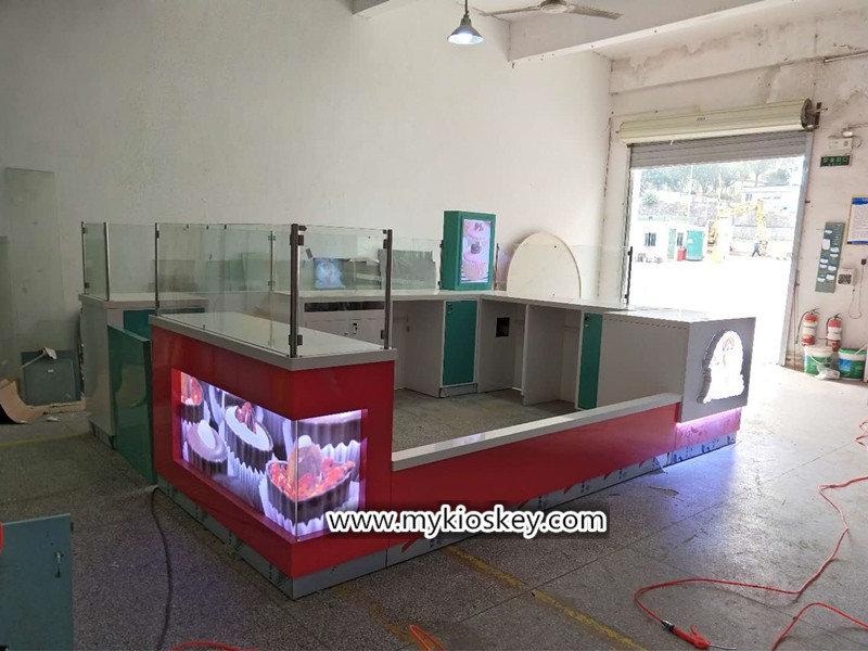 cake food kiosk