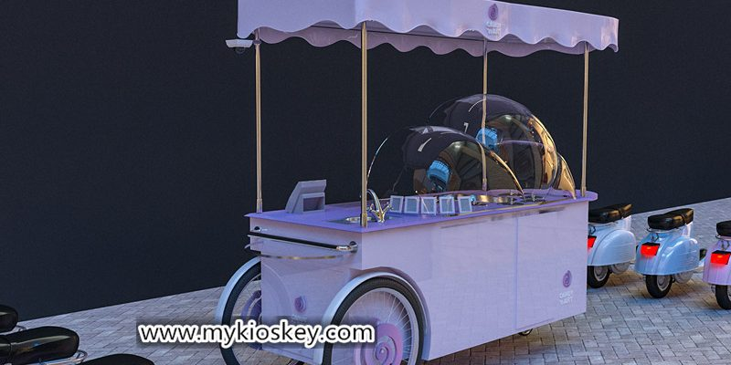 candy food cart