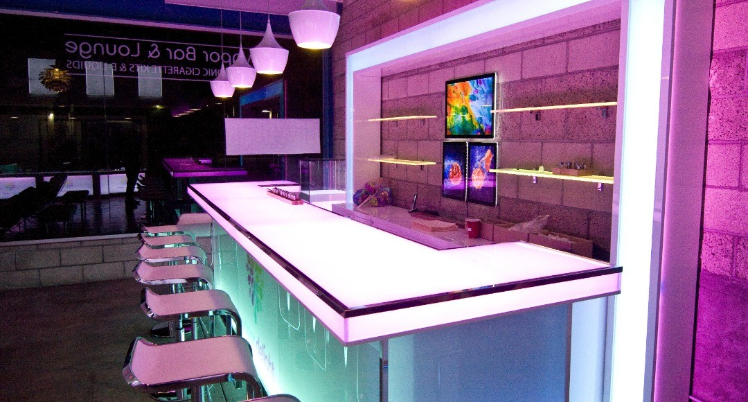 bar shop design