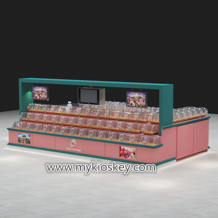 candy display kiosk