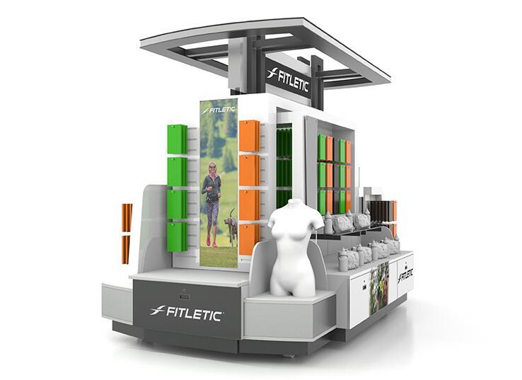 RMU kiosk