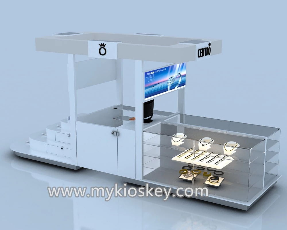 retail mall mobile kiosk