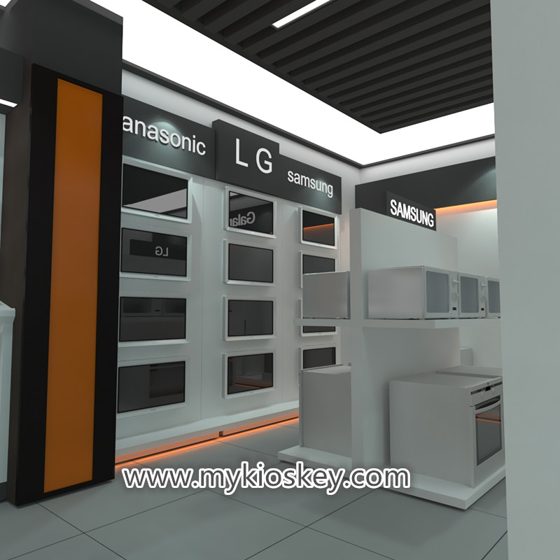 Cellphone kiosk store