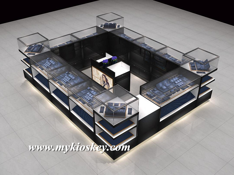 10X15 feet Jewelry kiosk