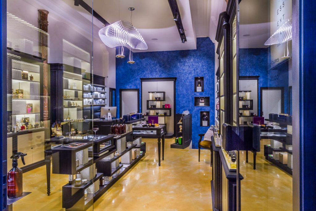 perfume cabinet