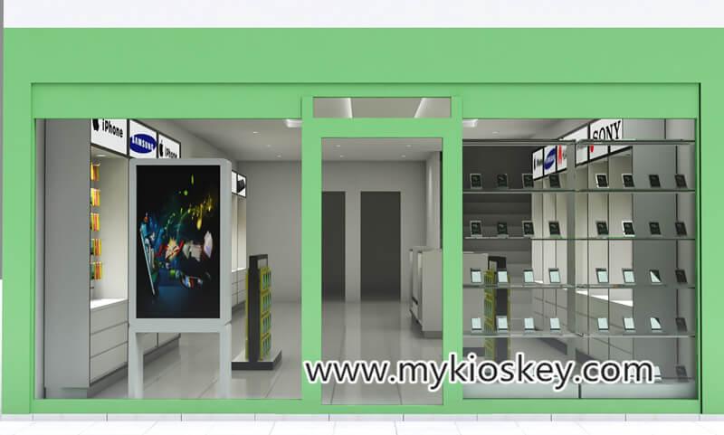 phone store furniture